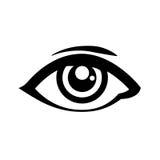 Eyes design Royalty Free Stock Image