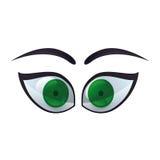 Eyes design Stock Images