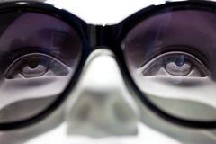 Eyes dummy Stock Photography
