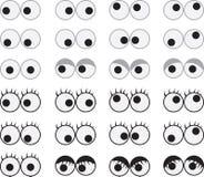 Free Eyes Googly Royalty Free Stock Image - 28515366