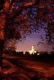 eyes has my night opened Στοκ εικόνα με δικαίωμα ελεύθερης χρήσης