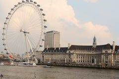Eyes of London Stock Image