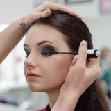 Eyes Makeup Stock Photography