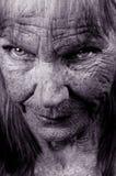 The Eyes of Olga Royalty Free Stock Image