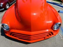 eyes orangen Fotografering för Bildbyråer