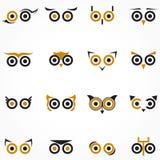 Eyes Owl Stock Photo