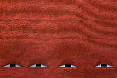 Eyes roof royalty free stock photography