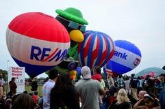 Eyes to the Skies Ballon Festival Royalty Free Stock Photos