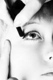 Eyes treatment Stock Photos