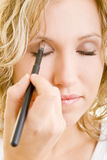 eyeshadow используя стоковые изображения