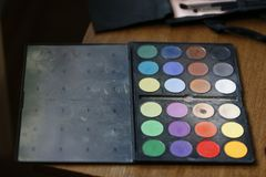 eyeshadow images stock
