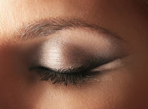 Eyeshadow Royalty Free Stock Images