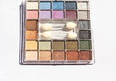 eyeshadow photo stock