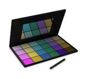 Eyeshadow box Royalty Free Stock Image