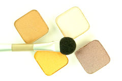 Eyeshadow Colors Stock Photos