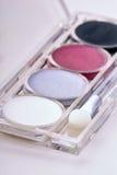 Eyeshadow Kit Royalty Free Stock Images
