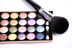 eyeshadow paleta Obraz Stock