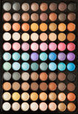 Eyeshadow Palette Stock Photos
