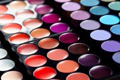 Eyeshadow palettes Royalty Free Stock Photo