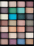 Eyeshadow palettes Stock Photos