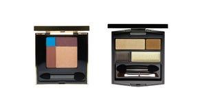 Eyeshadow palety Fotografia Stock