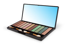 Eyeshadow Royalty Free Stock Image