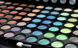 Eyeshadows Stock Images