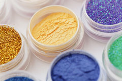 Eyeshadows Royalty Free Stock Images