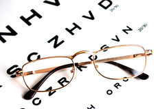 Eyesight Royalty Free Stock Images
