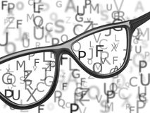 Eyesight Royalty Free Stock Photo