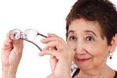 Eyesight deficiente Foto de Stock Royalty Free