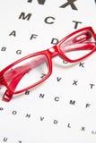 Eyesight test Royalty Free Stock Image