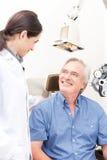Eyesight Test Examination Royalty Free Stock Image