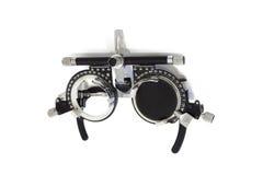 Eyesight Testing Spectacles Royalty Free Stock Photos