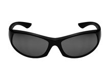 Eyeware. A pair of shades, or 3D eye-ware with clipping path included for easy extraction Stock Photo