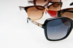 eyewear方式 免版税库存图片