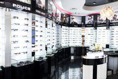 Eyewear Boutique Royalty Free Stock Photography