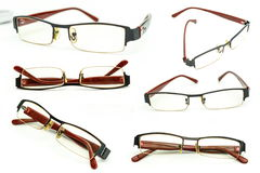 The eyewear collection Stock Images
