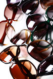 Eyewear na moda imagem de stock royalty free