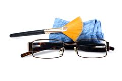 Eyewear protection system Stock Photo