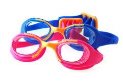 Eyewear zwemmen Royalty-vrije Stock Foto