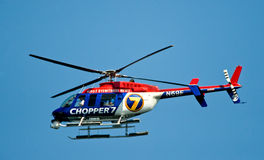 Eyewitness News Chopper 7 Stock Photos