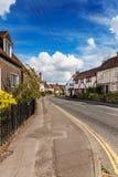 Eyhorne Street Hollingbourne Stock Image