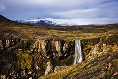 eyjafjallajokull Исландия Стоковое фото RF