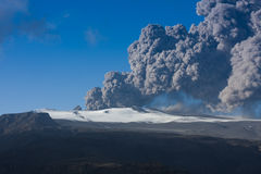 Eyjafjallajokull Stock Images
