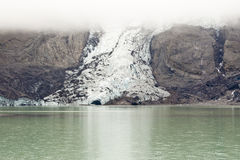 Eyjafjallajokull lake (Iceland) Royalty Free Stock Photo