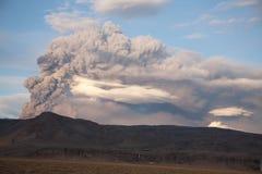 Eyjafjallajokull volcano Royalty Free Stock Photography