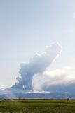Eyjafjallajokull Vulkan Lizenzfreies Stockfoto