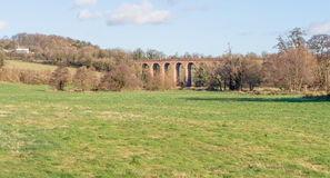 Eynsford Viaduct Royalty Free Stock Photography