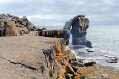 Eype στο Dorset Στοκ φωτογραφίες με δικαίωμα ελεύθερης χρήσης